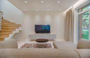 Un aspect aérien pour votre meuble TV